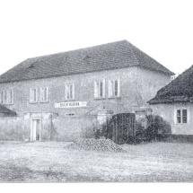 Původní škola v Chodově