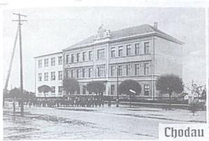Základní škola. Zdroj: MÚ Praha 11