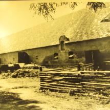 Chodovský dvůr v roce 1927
