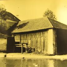 rybníček u Chodovského dvora