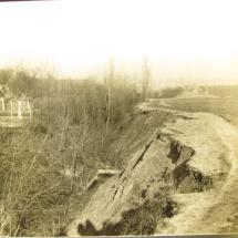 Pole u Chodova v místě nynějšího hřbitova