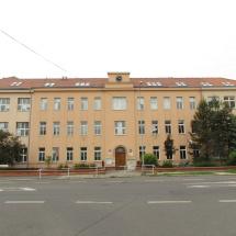 Chodovská škola v roce 2015