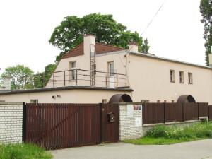 Vila Barvírna. Zdroj: Praha 11 na prahu 21. století