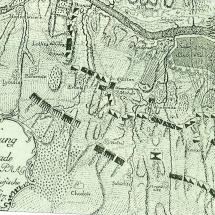 Obléhání PRahy Prusy v roce 1757