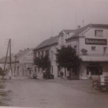 Železářství v ulici Starochodovská